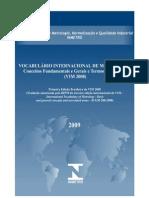 Vocabulário Internacional de Metrologia (VIM)