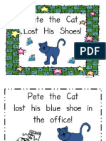 Pete the Cat School Tour Book