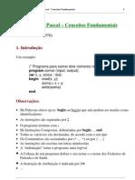 A Linguagem Pascal – Conceitos Fundamentais