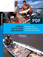 Manejo Da Pesca Dos Grande Bagres