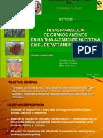 Miranda D. Nivia - Transformación de granos andinos en harina altamente nutritiva…RM