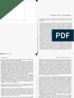 Bourdieu - Habitus, Illusio y Racionalidad (Respuestas - Cap.3)
