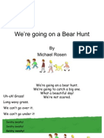 Re Going on a Bear Hunt