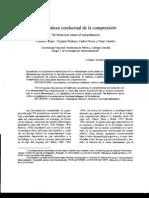 La naturaleza conductual de la compresión