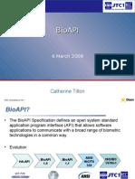BioAPI Tilton 2009 Full