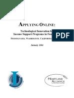 Applying Online