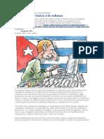 Cédula electrónica a la cubana en Venezuela