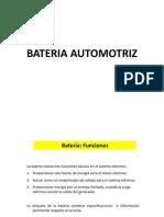 3. BATERIA AUTOMOTRIZ