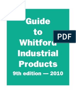 999 Industrial Guide 2010 | Lubricant | Wear