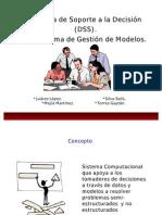 GESTION MODELO DSS