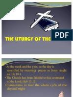 Liturgy of Hours
