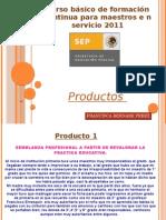 Productos Del 2011