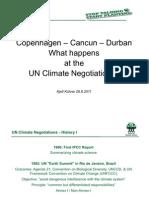 UN Climate Negotiations