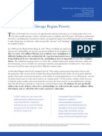 Chicago Poverty Report 2009