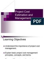 Project Cost Estimation and Management_2006