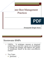 Stormwater BMP's