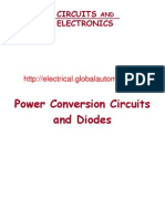 Power Conversion Circuits and Diodes