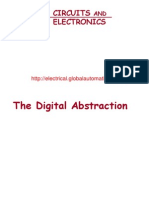 The Digital Abstraction