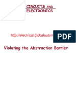 Violating the Abstraction Barrier
