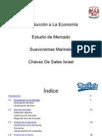 Estudio de Mercado Suavicremas