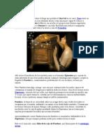 El Mito de Pandora y Prometeo