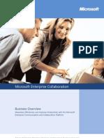 Collaboration Biz Overview
