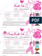 BCA Columbus Ticket