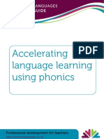 10 Minute Guide Phonics - PRIORITY