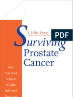 Surviving Prostate Cancer What You Need to Know to Make Informed Decisions