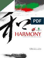 RICO Concert Booklet 2011