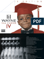 Digital Booklet - Tha Carter IV