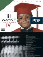 Digital Booklet - Tha Carter IV