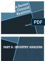 Logistics Industry Ground Realities
