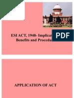 ESI Act