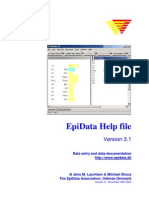 Epidata Document