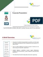 Company Profile - CTE