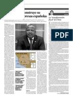 Expansión - Sierra Leona construye su futuro con empresas españolas