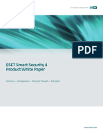ESET Smart Security 4 Product White Paper