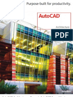 Autocad Architecture 2012 Brochure[1] Copy