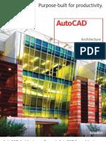 Autocad Architecture 2012 Brochure[1] Copy