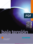 Catalogo baja tension SIEMENS[1]
