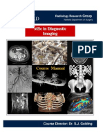 MSc Diagnostic Imaging Handbook 2008-9