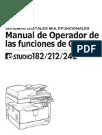 Impresora Guia182