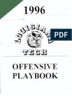 1996 Louisiana Tech Offense