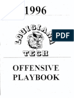 1996 Louisiana Tech Offense