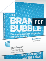 Brand Bubble Excerpt