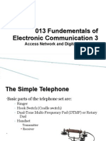 013 Fundementals of Electronic Communication 3