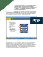 Netweaver Basics 1