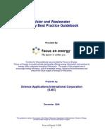 WERF WWTP Energy Benchmark-1