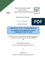 Memoire DIPET II ENSET de Douala 2009